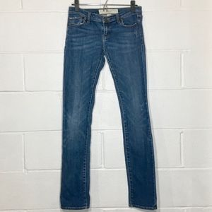 Abercrombie & Fitch Dark Wash Erin Jeans Sz 2R